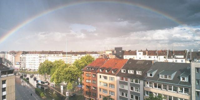 Die Wohnlagen in der Stadt Düsseldorf haben eine Vermarktungsdauer auf dem Wohnungsmarkt und eine hohe Nachfrage bei Mietern und Investoren.