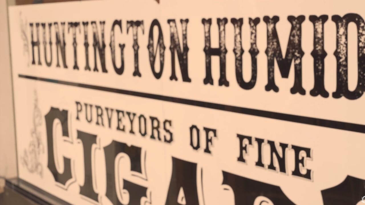 Huntington Humidor POS System Testimonial