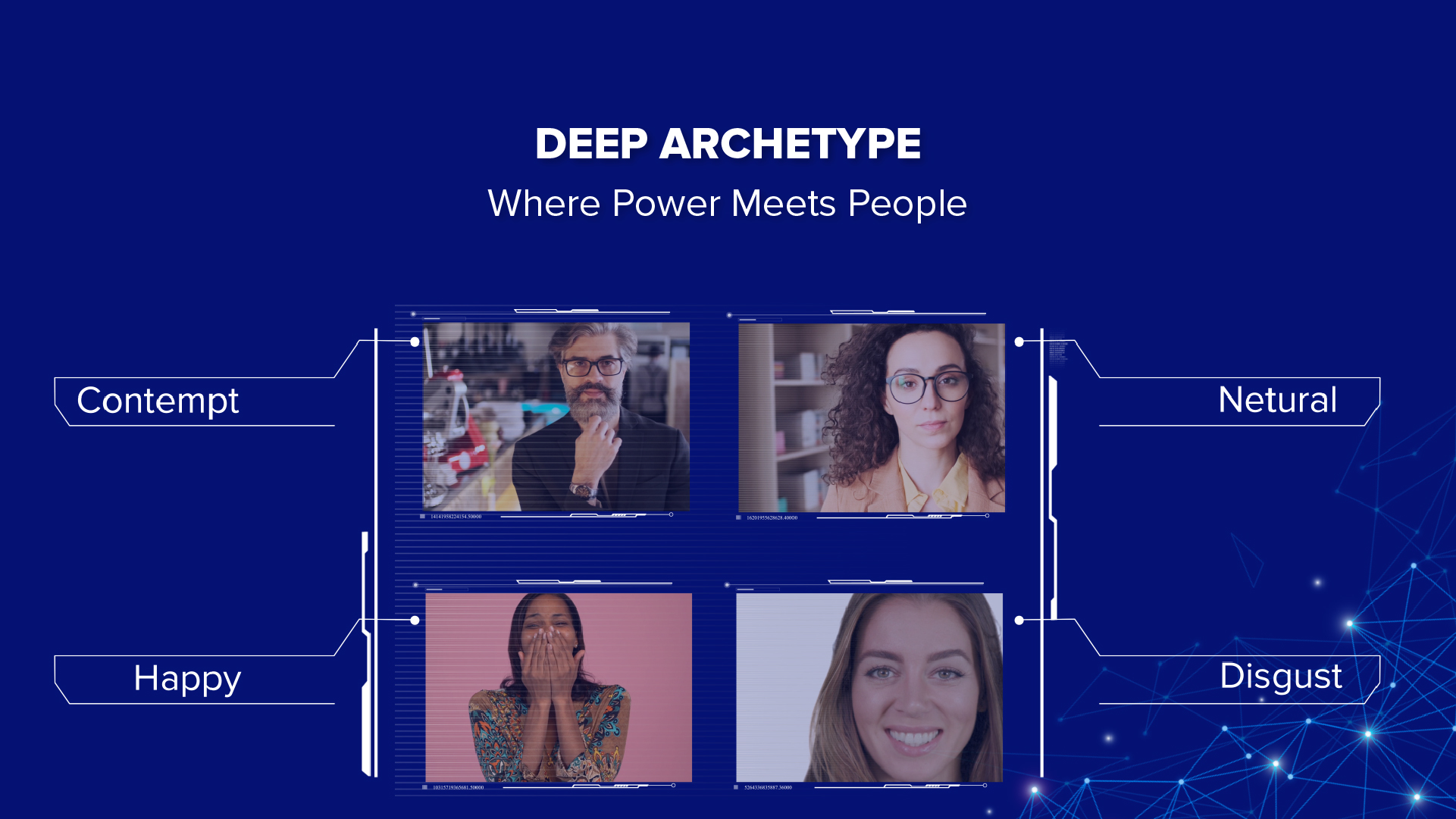 Picture Deep Archetype the personality engine