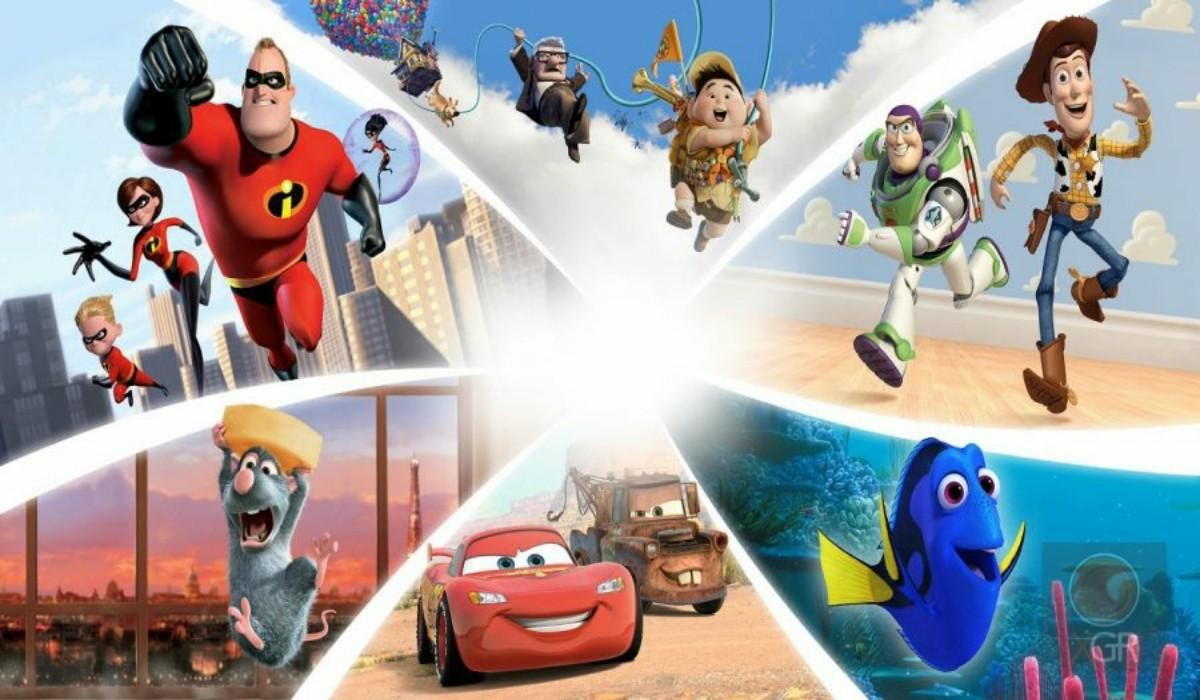 Best Disney Pixar Movies