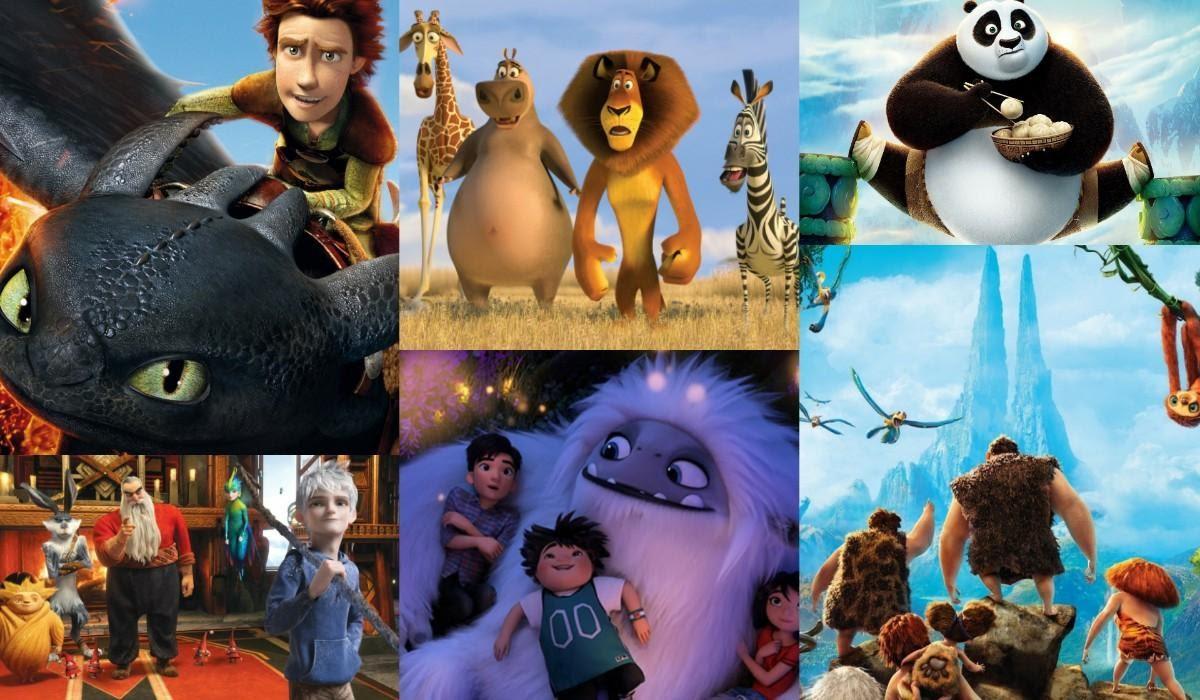 Best Dreamworks movies to watch with children