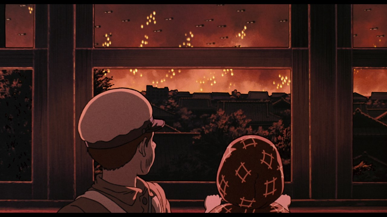 Grave of the Fireflies a worth watching anime movie