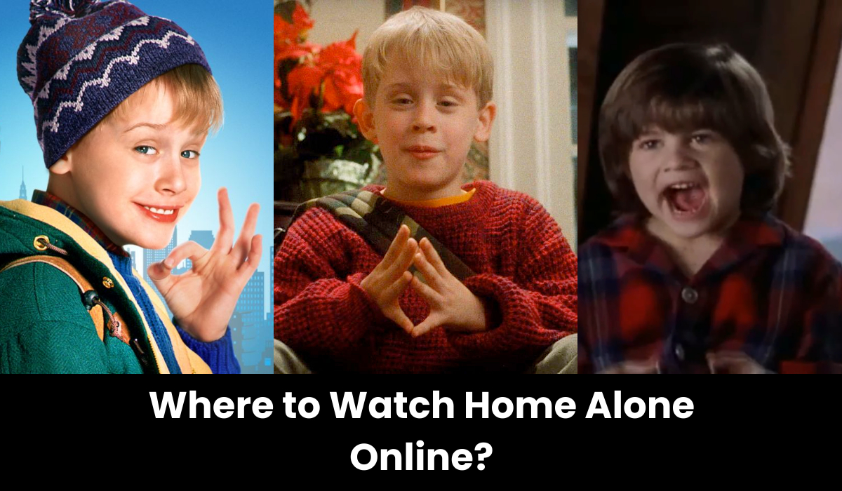 where to watch Home Alone online