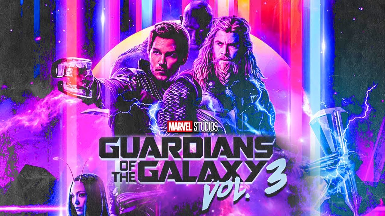 The upcoming Guardians of the Galaxy Vol. 3