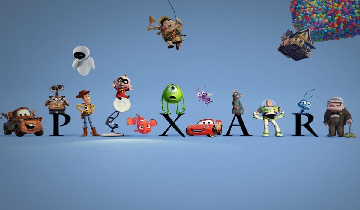 best Easter Eggs in Pixar movies