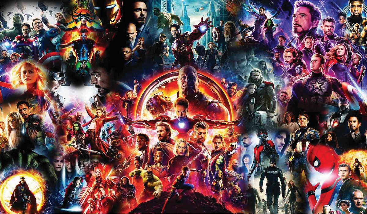 villains in Marvel cinematic movie collection