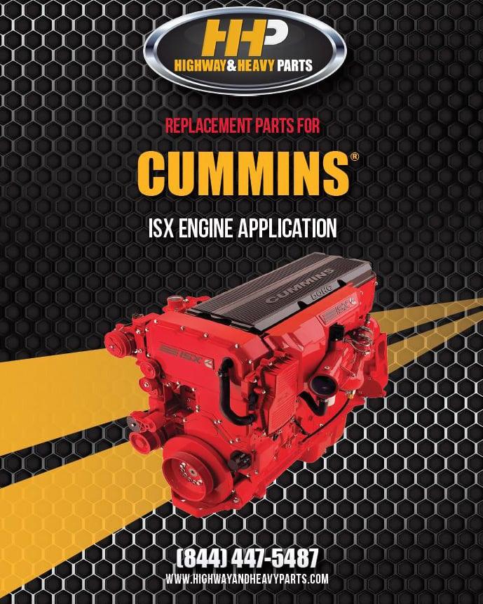 CUmmins-ISX