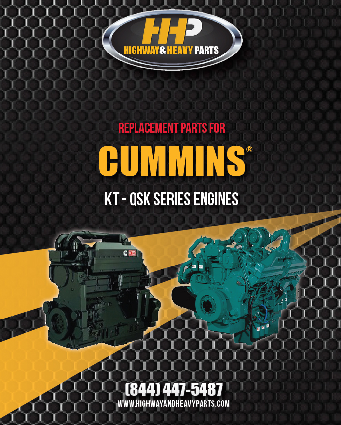 Cummins-KT-QSK-Series