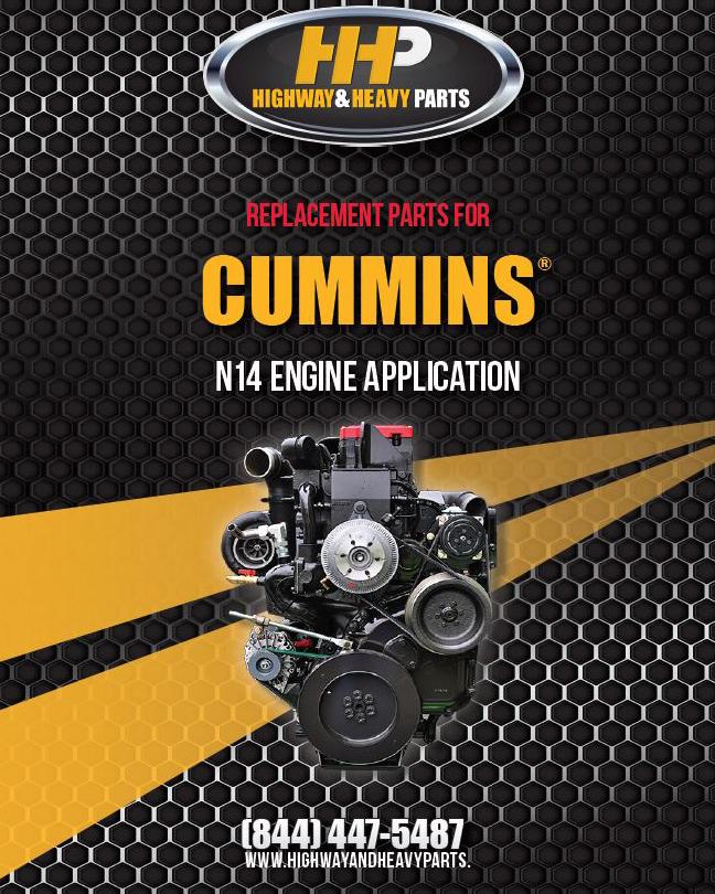 Cummins-N14