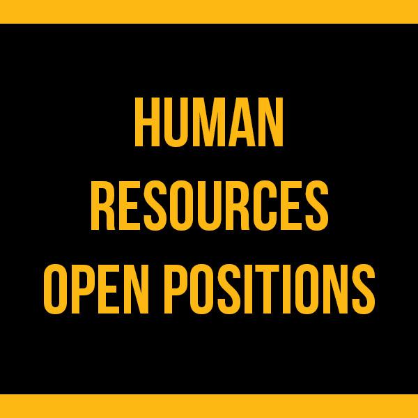 HR Open Positions
