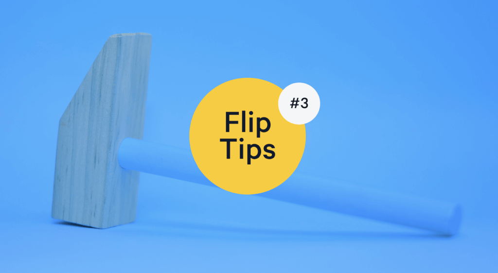 Read tips from our hard loan customers on what tools work best for a house flipping investor.