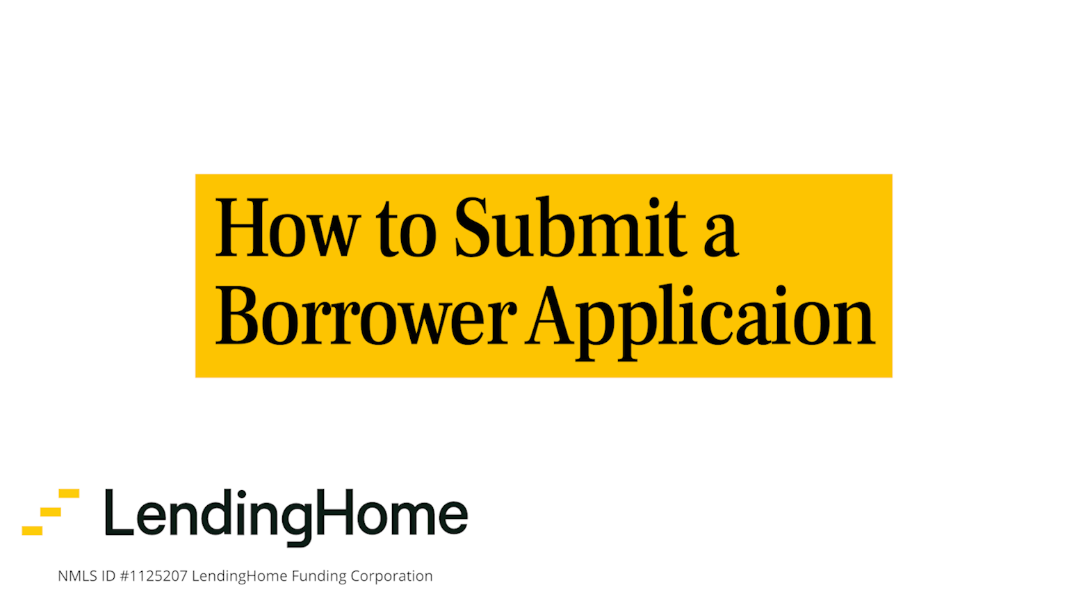 how to submit an application